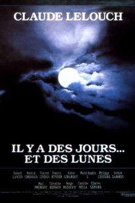 Affiche du film : Il y a des jours... et des lunes