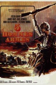 Affiche du film : 5 hommes armes