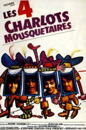 background picture for movie Les quatre charlots mousquetaires