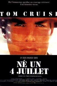 Affiche du film : Né un 4 juillet