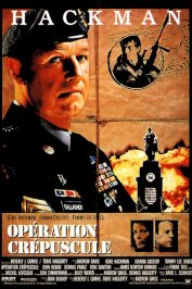 background picture for movie Operation crepuscule