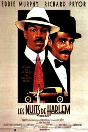 background picture for movie Les nuits de harlem