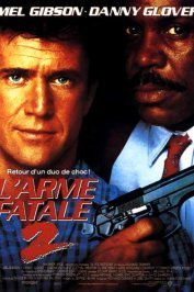 background picture for movie L'Arme fatale 2