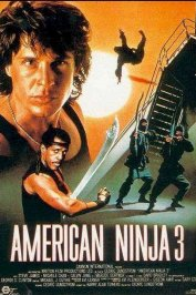 background picture for movie American ninja 3