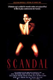 background picture for movie Scandal