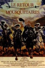 background picture for movie Le retour des mousquetaires