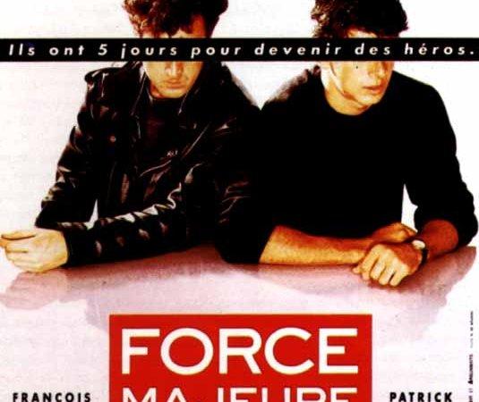 Photo du film : Force majeure