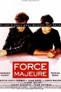 Affiche du film : Force majeure