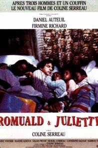 Affiche du film : Romuald et Juliette