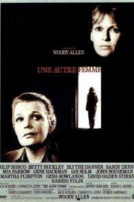 Affiche du film : Une autre femme
