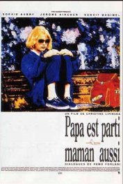 background picture for movie Papa est parti maman aussi