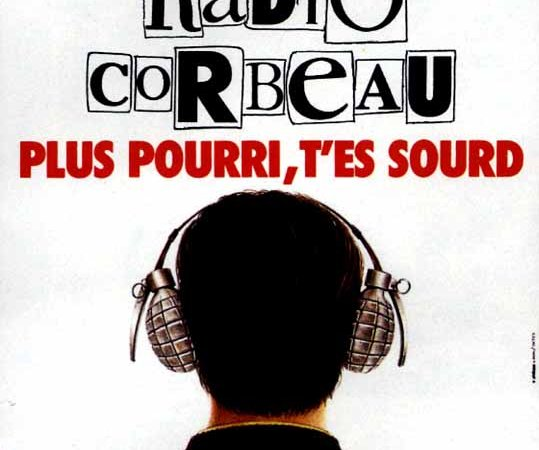 Photo du film : Radio corbeau
