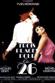 background picture for movie Trois places pour le 26