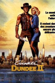 background picture for movie Crocodile dundee II