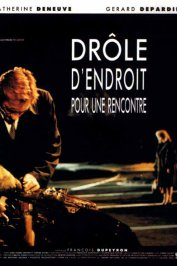 background picture for movie Drôle d'endroit pour une rencontre