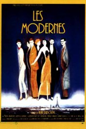 background picture for movie Les modernes