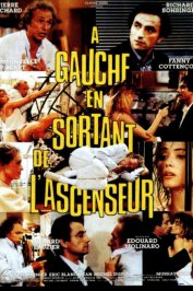 background picture for movie A gauche en sortant de l'ascenseur