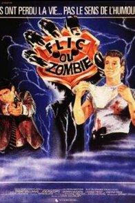 Affiche du film : Flic ou zombie