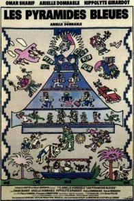 Affiche du film : Les pyramides bleues