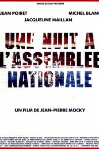 Affiche du film : Une nuit a l'assemblee nationale