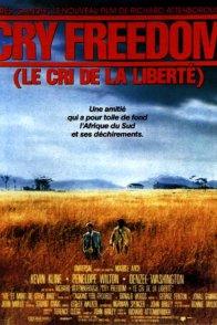 Affiche du film : Cry Freedom