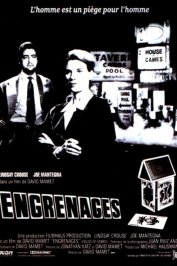 background picture for movie Engrenages
