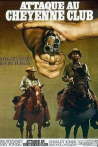 Affiche du film : Attaque au Cheyenne club