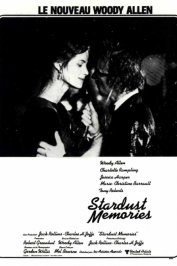 background picture for movie Stardust memories