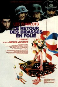 Affiche du film : Le retour des bidasses en folie