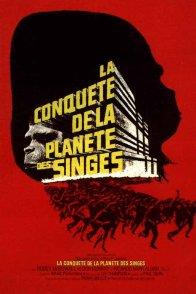 Affiche du film : La conquete de la planete des singes