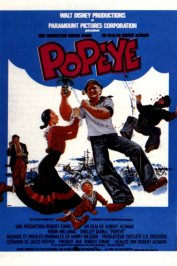 background picture for movie Popeye