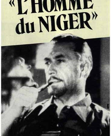 Photo du film : L'homme du niger