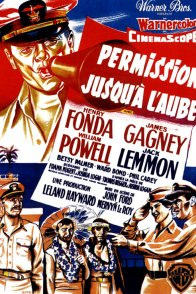 Affiche du film : Permission jusqu'a l'aube