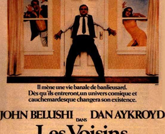 Photo du film : Les voisins