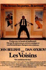 Affiche du film : Les voisins