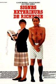 Affiche du film : Signes exterieurs de richesse