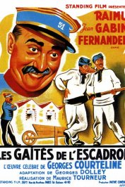 background picture for movie Les gaietés de l'escadron