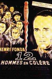 Affiche du film : Douze hommes en colère