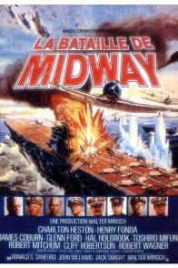 Affiche du film : La bataille de midway