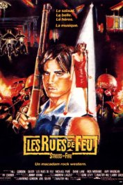 background picture for movie Les rues de feu