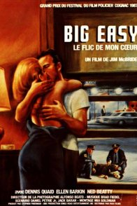 Affiche du film : The big easy