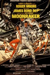 background picture for movie Moonraker