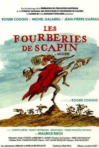 Affiche du film : Les fourberies de scapin