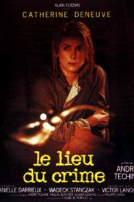 Affiche du film : Le lieu du crime