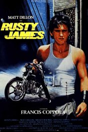 background picture for movie Rusty James