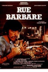 Affiche du film : Rue Barbare