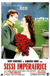 Affiche du film : Sissi imperatrice
