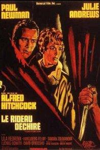 Affiche du film : Le rideau dechire