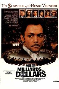 Affiche du film : Mille milliards de dollars