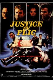 background picture for movie Justice de flic
